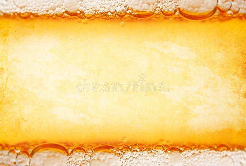 πρότυπο μπύρας ελεύθερη απεικόνιση δικαιώματος
