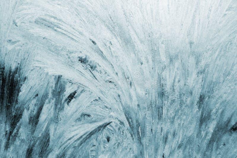 πρότυπο παγετού στοκ φωτογραφία με δικαίωμα ελεύθερης χρήσης