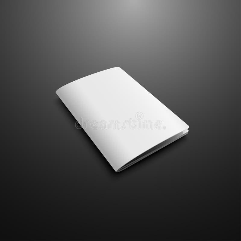 Πρότυπο σκοτεινό BG διαβατηρίων ελεύθερη απεικόνιση δικαιώματος