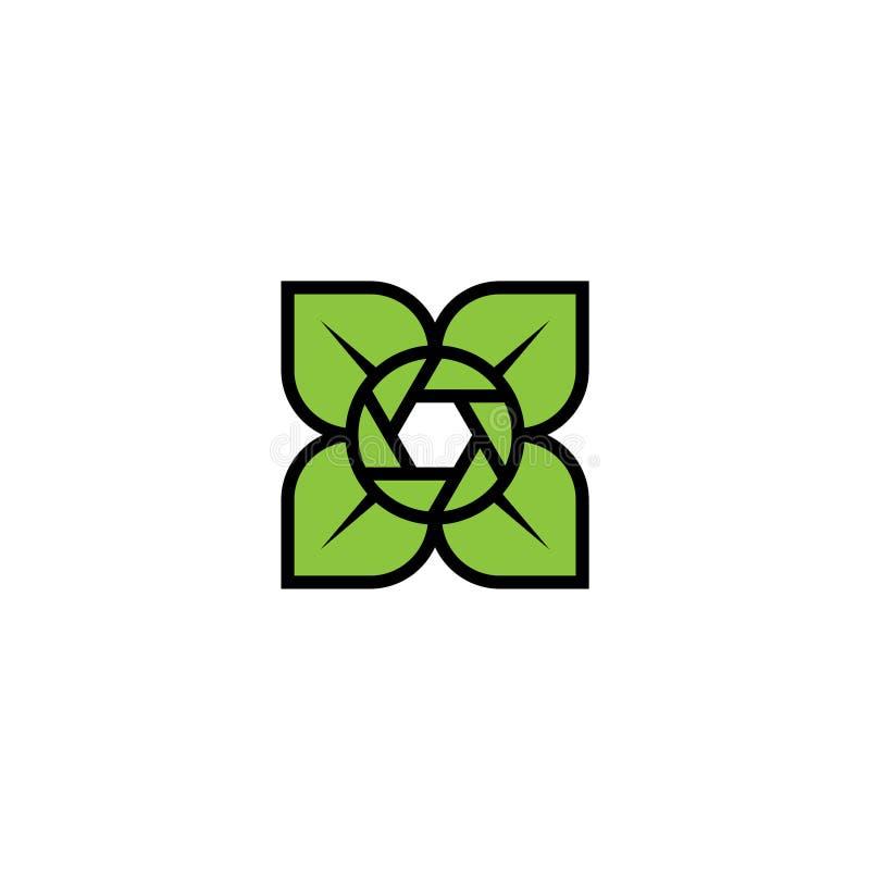 πρότυπο σχεδίασης γραφικών Camera Nature, απομονωμένη απεικόνιση διανυσμάτων ελεύθερη απεικόνιση δικαιώματος
