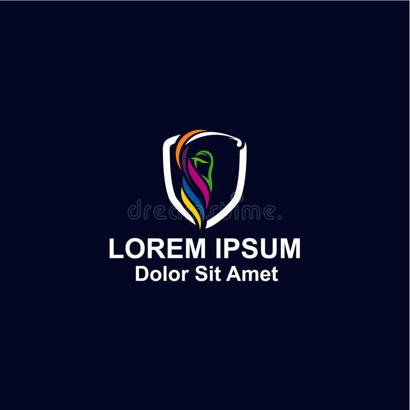 Πρότυπο σχεδίου λογότυπων γκολφ - διάνυσμα, ταλαντεμένος γκολφ ατόμων, λέσχη φορέων γκολφ, λογότυπο, σύμβολο, εικονίδιο, γραφικό, ελεύθερη απεικόνιση δικαιώματος