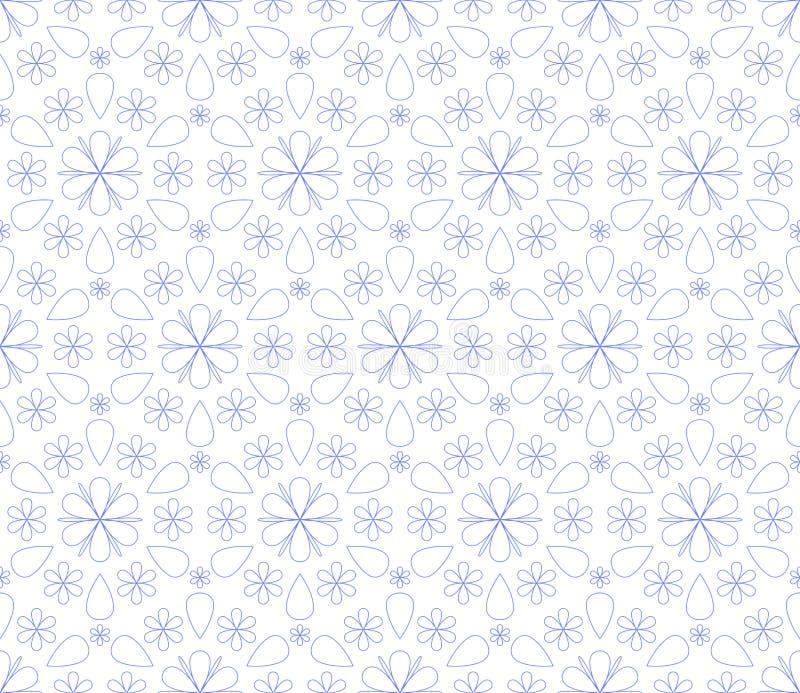 πρότυπο σχεδίου στο ελαφρύ σκηνικό γραφικός απλός σχεδίου Γεωμετρική απλή τυπωμένη ύλη υφάσματος μόδας ελεύθερη απεικόνιση δικαιώματος