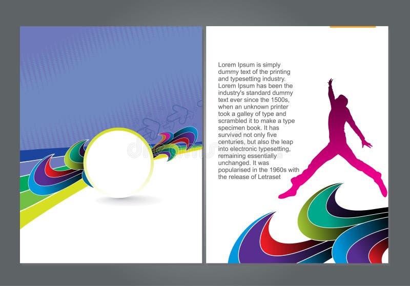 πρότυπο σχεδίων ελεύθερη απεικόνιση δικαιώματος