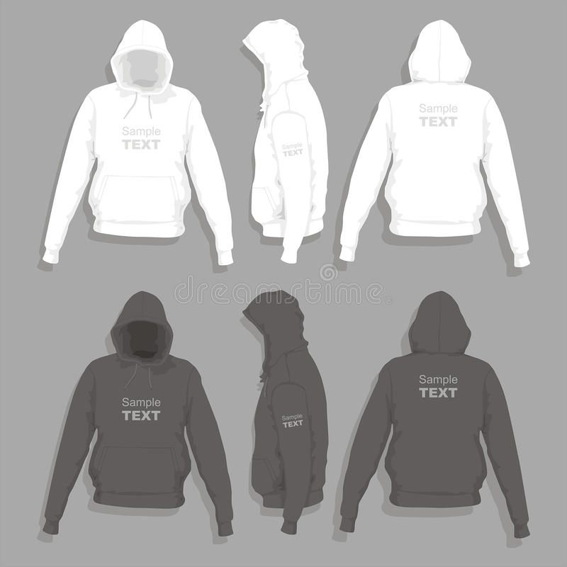 Πρότυπο σχεδίου μπλουζών ατόμων ελεύθερη απεικόνιση δικαιώματος
