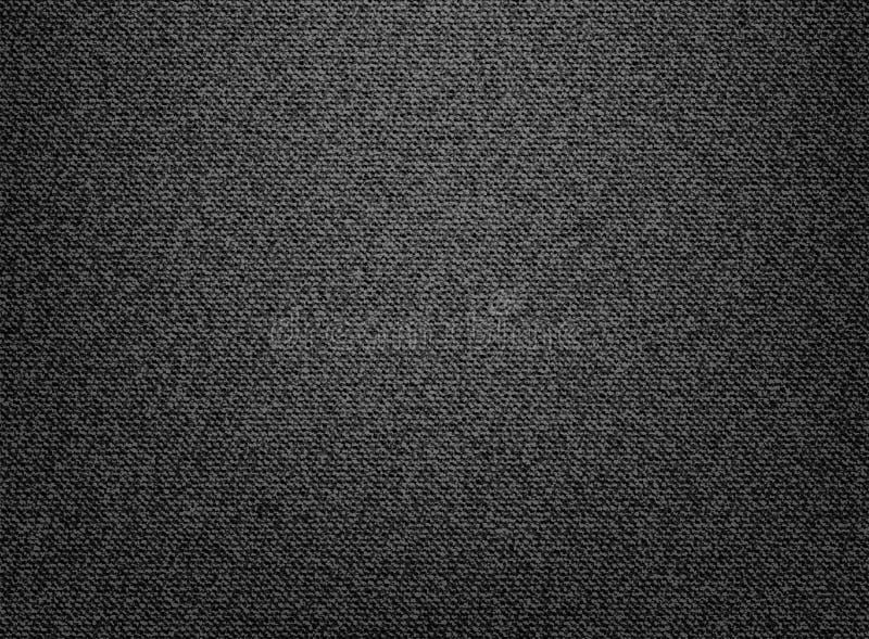 Πρότυπο υποβάθρου με τη μαύρη σύσταση τζιν ελεύθερη απεικόνιση δικαιώματος