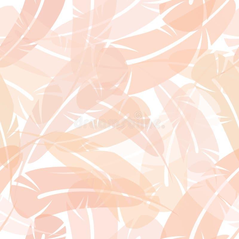 πρότυπο φτερών άνευ ραφής ελεύθερη απεικόνιση δικαιώματος