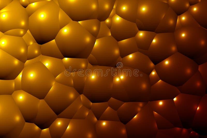 πρότυπο φυσαλίδων Στοκ εικόνες με δικαίωμα ελεύθερης χρήσης