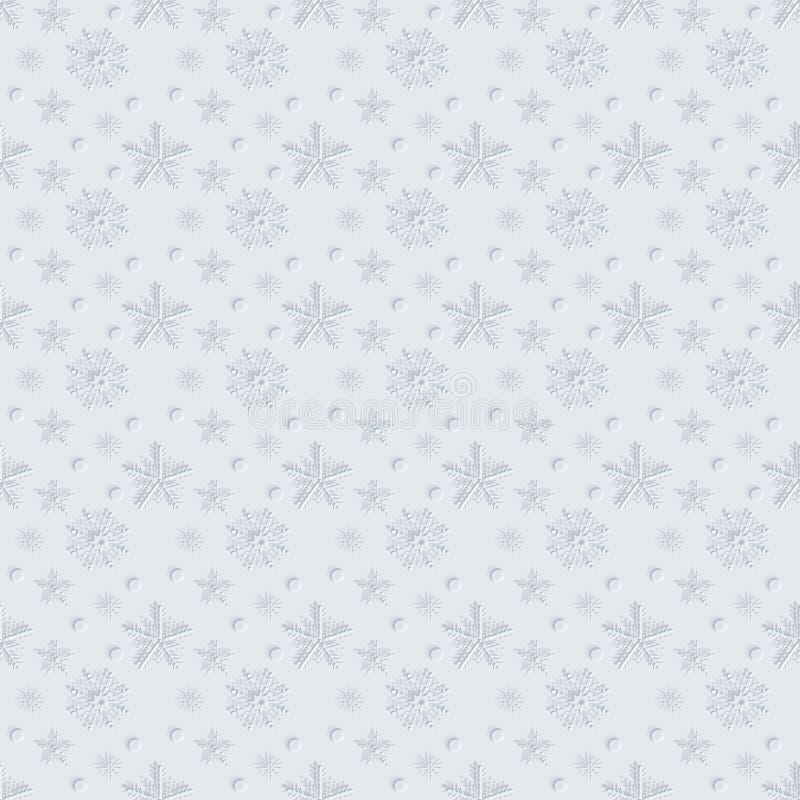 πρότυπο Χριστουγέννων άνευ ραφής ελεύθερη απεικόνιση δικαιώματος