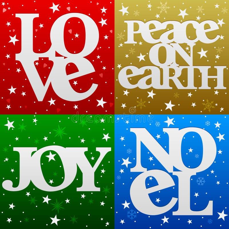 πρότυπο Χριστουγέννων ελεύθερη απεικόνιση δικαιώματος