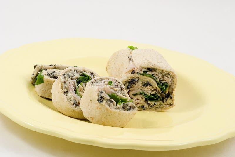 πρόχειρο φαγητό Τουρκία στοκ εικόνα με δικαίωμα ελεύθερης χρήσης