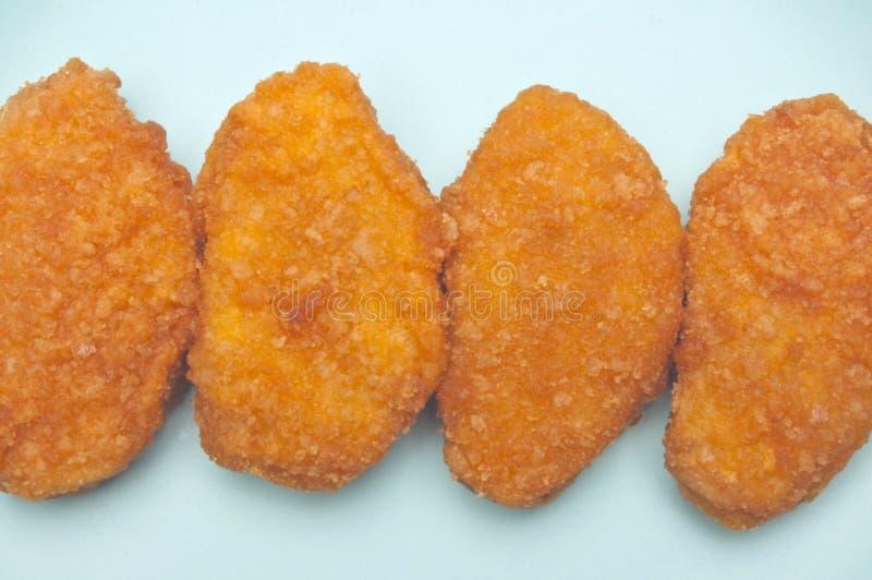 πρόχειρο φαγητό ψηγμάτων κ&omicron στοκ εικόνες