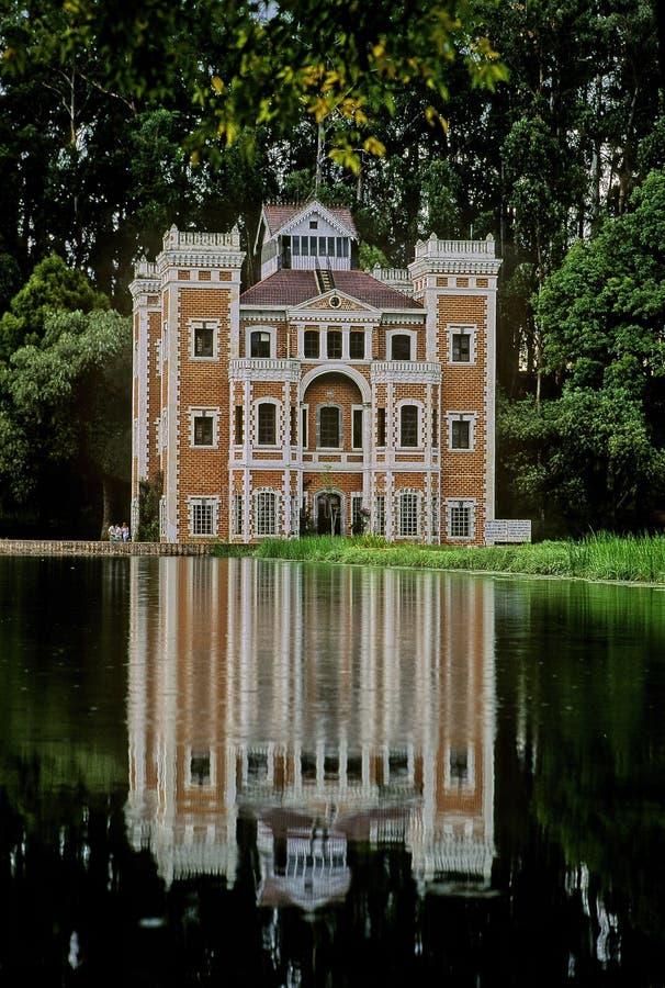 πρώην hacienda chiautla στοκ φωτογραφίες με δικαίωμα ελεύθερης χρήσης