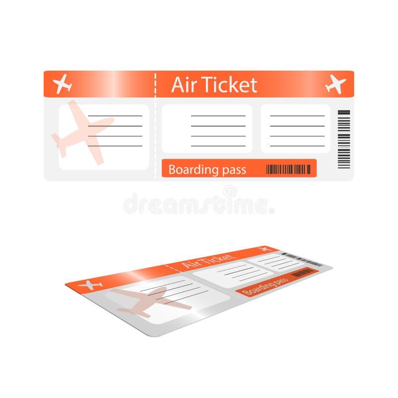 Πτήσεις στις διακοπές και το αεροπορικό εισιτήριο ελεύθερη απεικόνιση δικαιώματος
