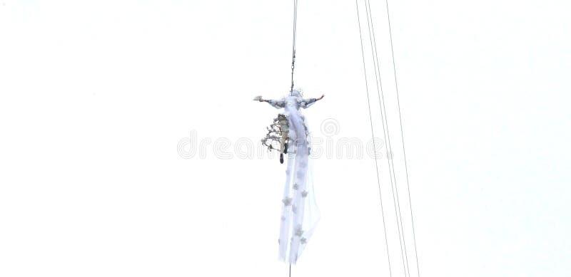 Πτήση του αετού, Βενετία στοκ φωτογραφίες με δικαίωμα ελεύθερης χρήσης