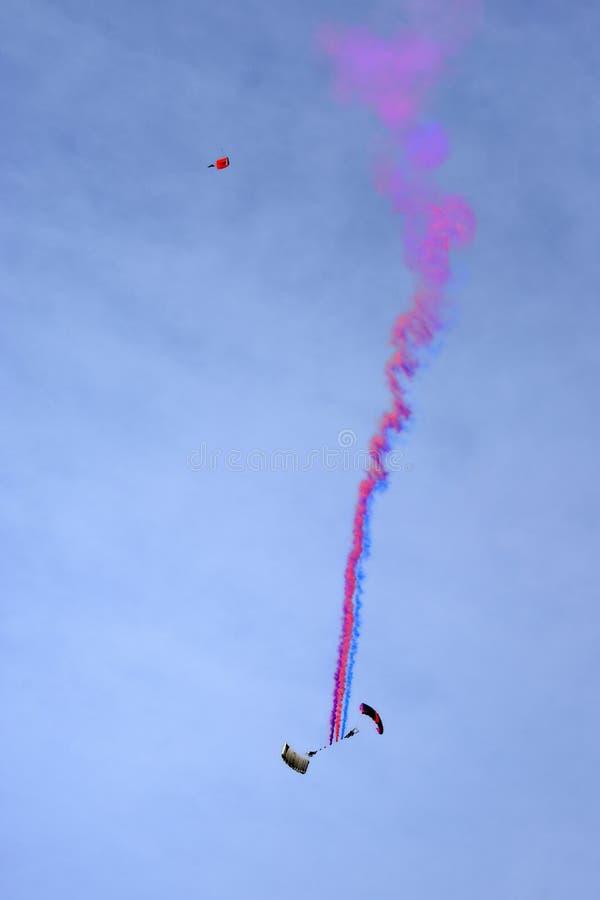 Πτήση Aerobatic στοκ εικόνα με δικαίωμα ελεύθερης χρήσης