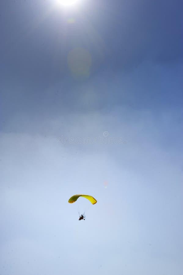 Πτήση Aerobatic στοκ εικόνες
