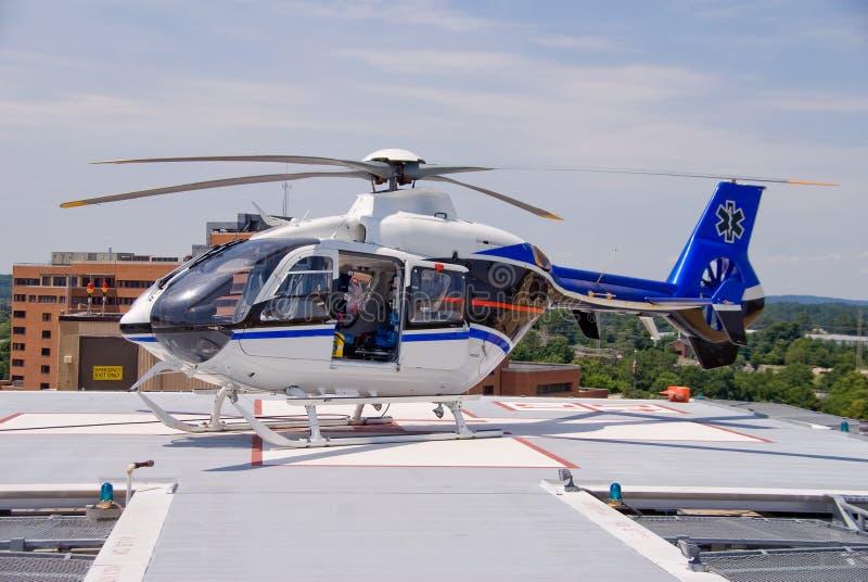 Πτήση Helecopter ζωής στοκ εικόνες με δικαίωμα ελεύθερης χρήσης