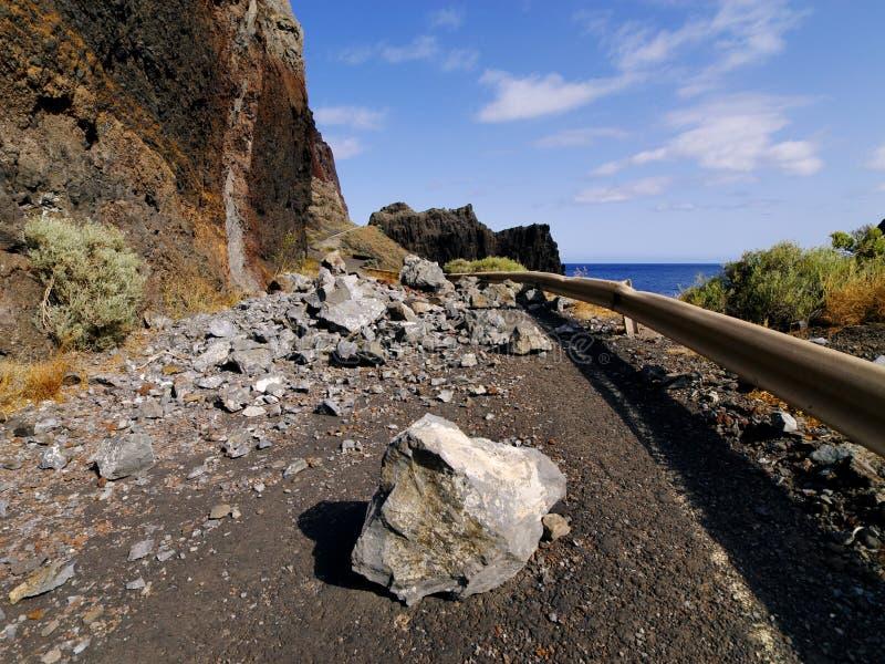 Πτώση βράχου στοκ φωτογραφία με δικαίωμα ελεύθερης χρήσης