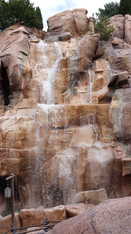 Πτώση νερού στοκ φωτογραφία