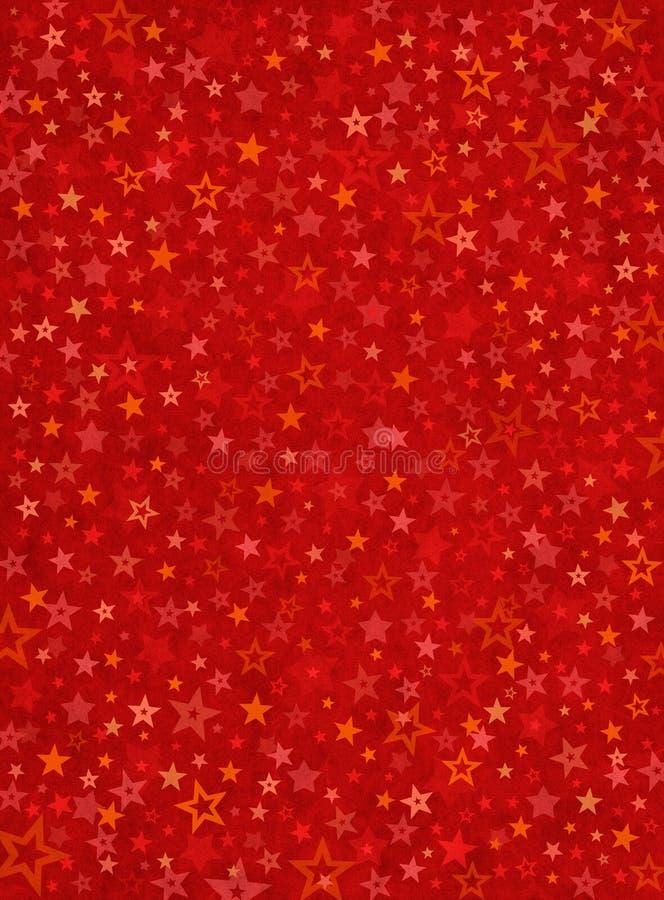 πυκνό αστέρι ανασκόπησης ελεύθερη απεικόνιση δικαιώματος