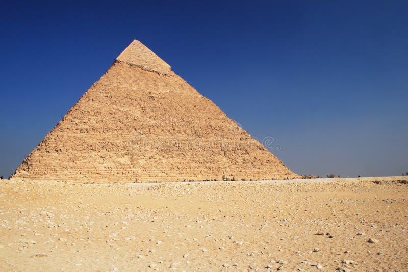 πυραμίδα του Καίρου στοκ φωτογραφία με δικαίωμα ελεύθερης χρήσης