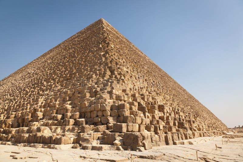 πυραμίδα giza της Αιγύπτου στοκ φωτογραφία