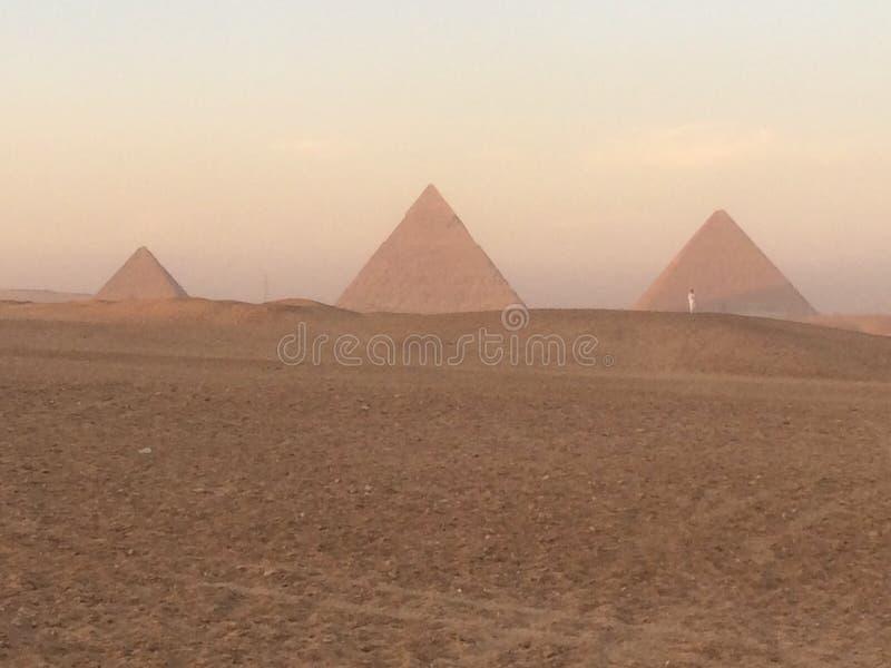 Πυραμίδα Giza στοκ φωτογραφία