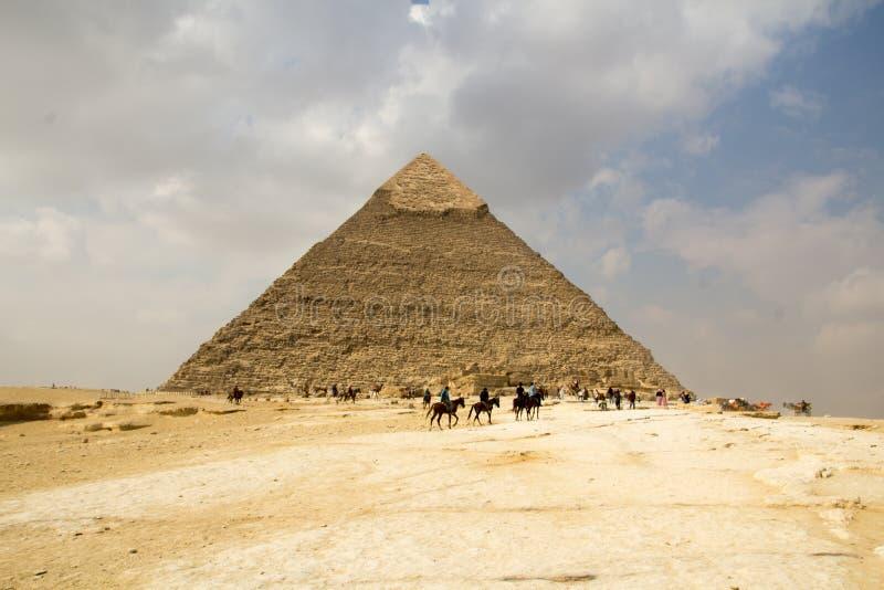 Πυραμίδα Khufu στοκ εικόνες