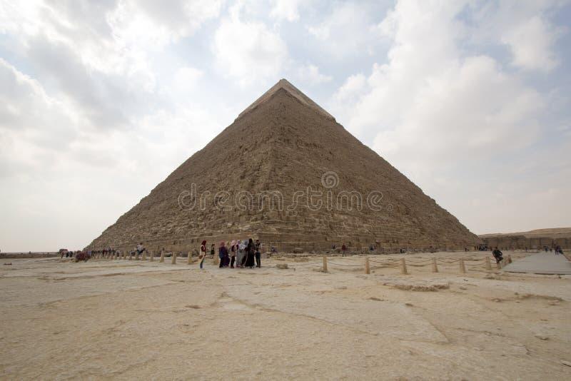 Πυραμίδα Khufu στοκ εικόνα με δικαίωμα ελεύθερης χρήσης