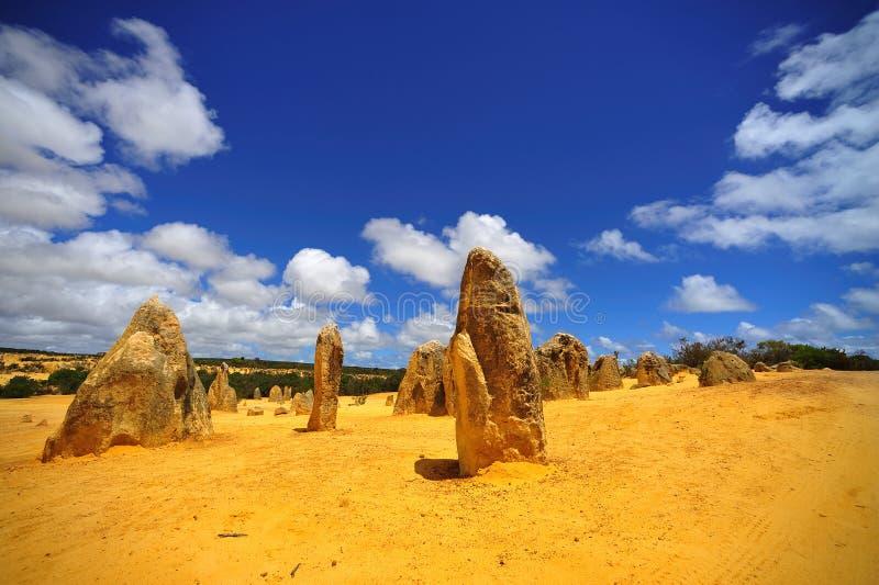 πυραμίδες ερήμων της Αυστραλίας στοκ φωτογραφίες