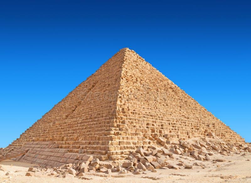 πυραμίδα giza στοκ φωτογραφίες με δικαίωμα ελεύθερης χρήσης