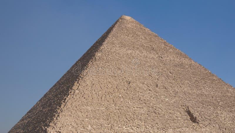 Πυραμίδα Khufu ` s στοκ φωτογραφία