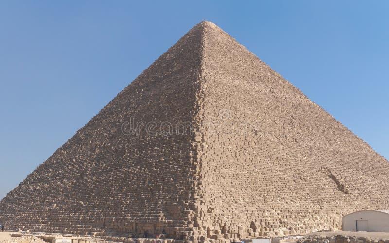 Πυραμίδα Khufu ` s στοκ εικόνες