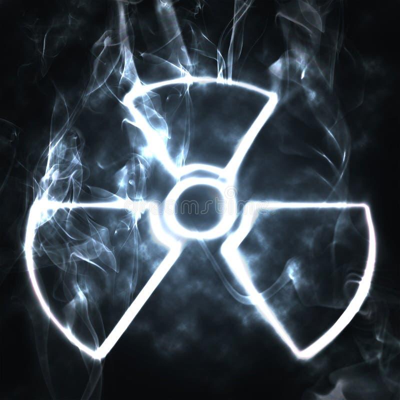πυρηνικός ελεύθερη απεικόνιση δικαιώματος