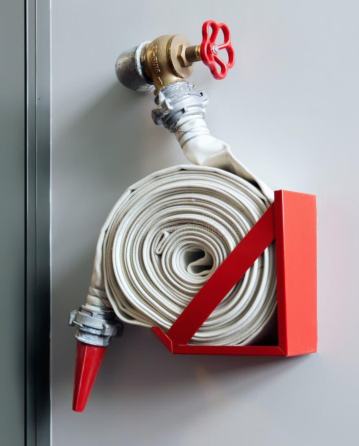 Πυρκαγιά-μάνικα στον τοίχο στοκ φωτογραφίες με δικαίωμα ελεύθερης χρήσης