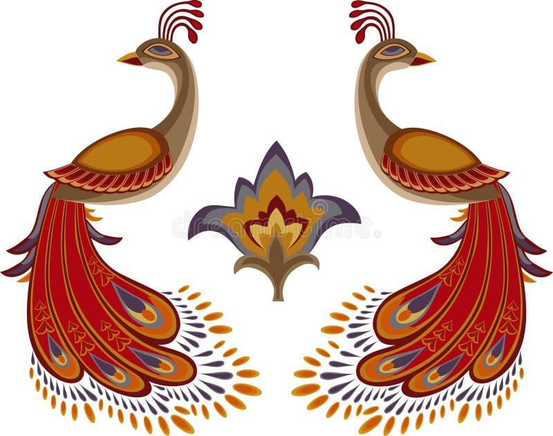 Πυρκαγιά-πουλί στοκ εικόνες
