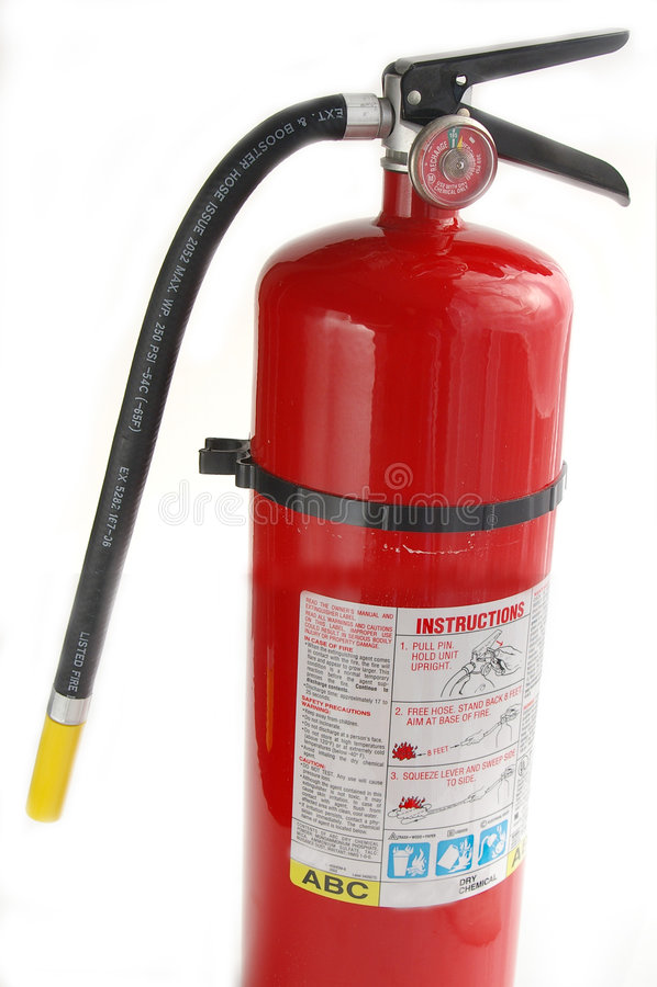 Download πυρκαγιά πυροσβεστήρων στοκ εικόνα. εικόνα από πίεση, πυροσβεστήρας - 397443
