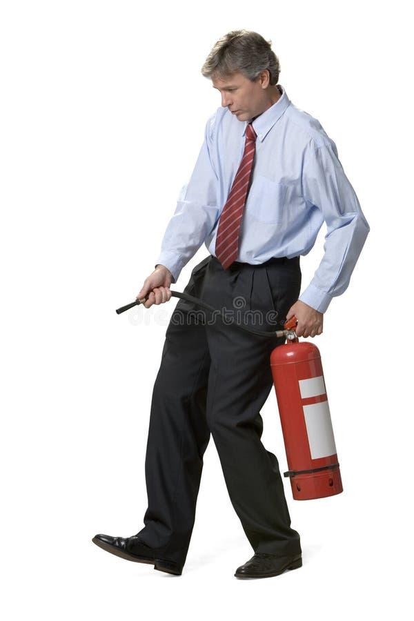 πυρκαγιά πυροσβεστήρων &eps στοκ φωτογραφίες με δικαίωμα ελεύθερης χρήσης