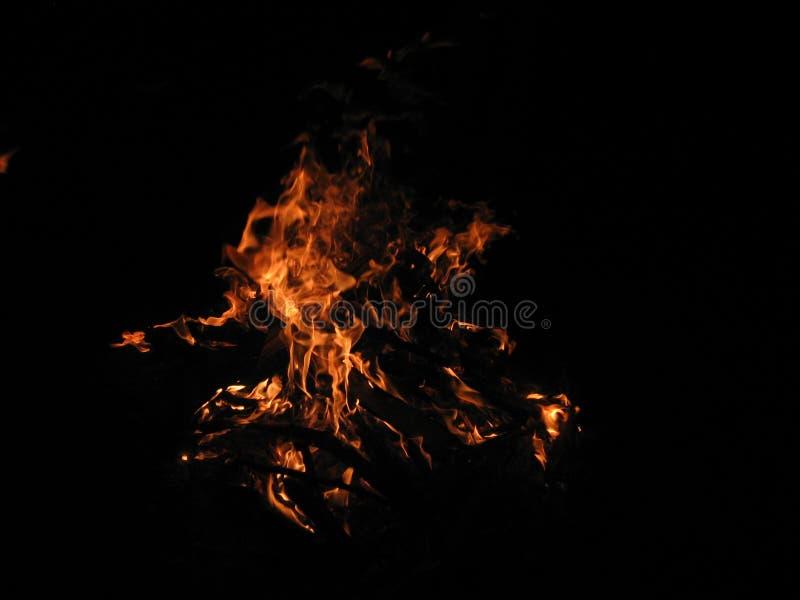 Πυρκαγιά Δωρεάν Στοκ Φωτογραφία