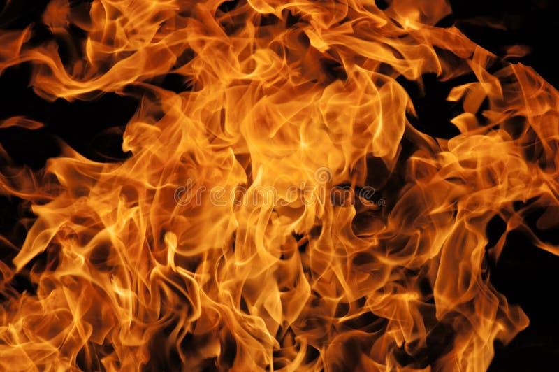 Πυρκαγιά στοκ εικόνα με δικαίωμα ελεύθερης χρήσης