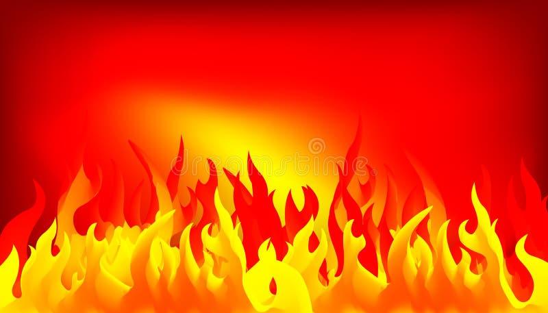 πυρκαγιά απεικόνιση αποθεμάτων