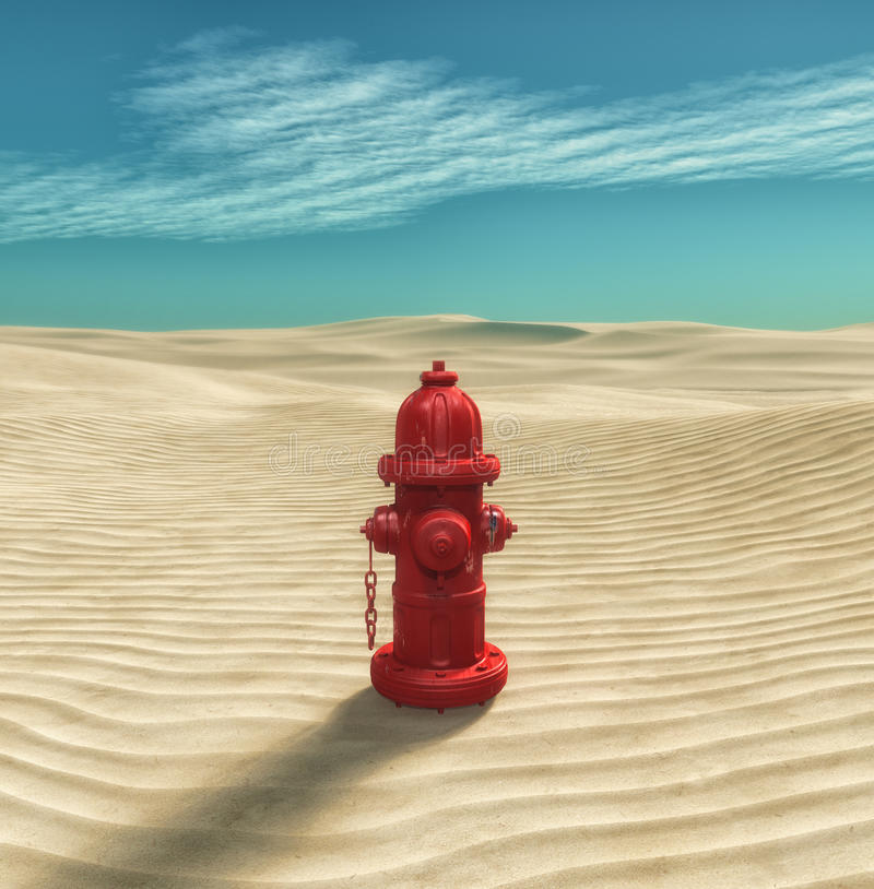 Πυρκαγιά Hidrant στοκ φωτογραφία