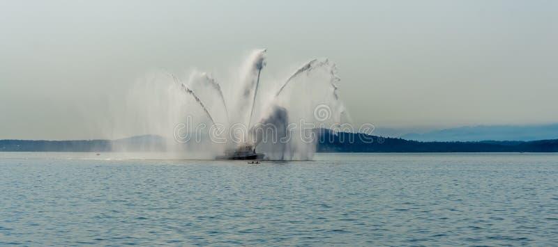 Πυροβολισμός του νερού 5 στοκ εικόνες