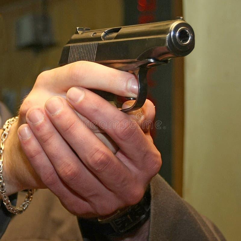 Πυροβολισμός στοκ εικόνες με δικαίωμα ελεύθερης χρήσης