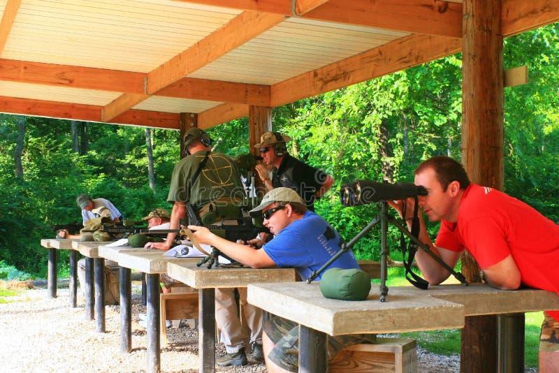 πυροβόλα κλάσης στοκ εικόνα με δικαίωμα ελεύθερης χρήσης