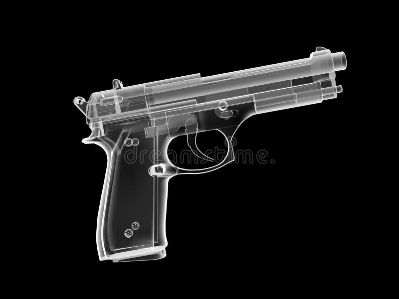 Πυροβόλο όπλο ακτίνας X