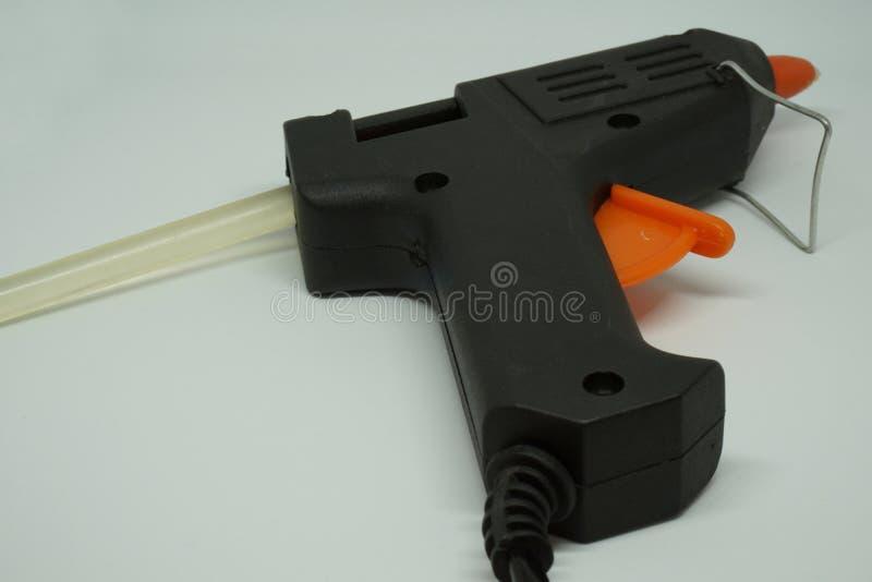 πυροβόλο όπλο κόλλας κα& στοκ φωτογραφία