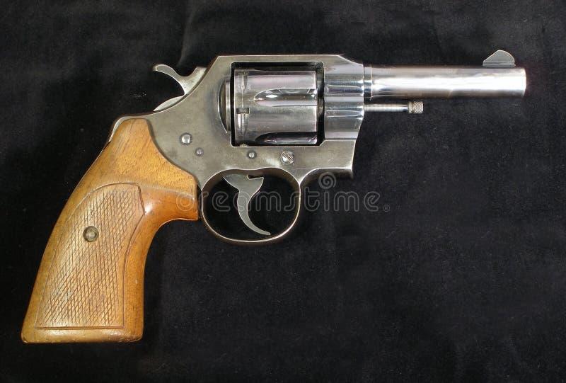 Download πυροβόλο όπλο που απομ&omicron Στοκ Εικόνες - εικόνα από ασήμι, μαύρα: 1528492