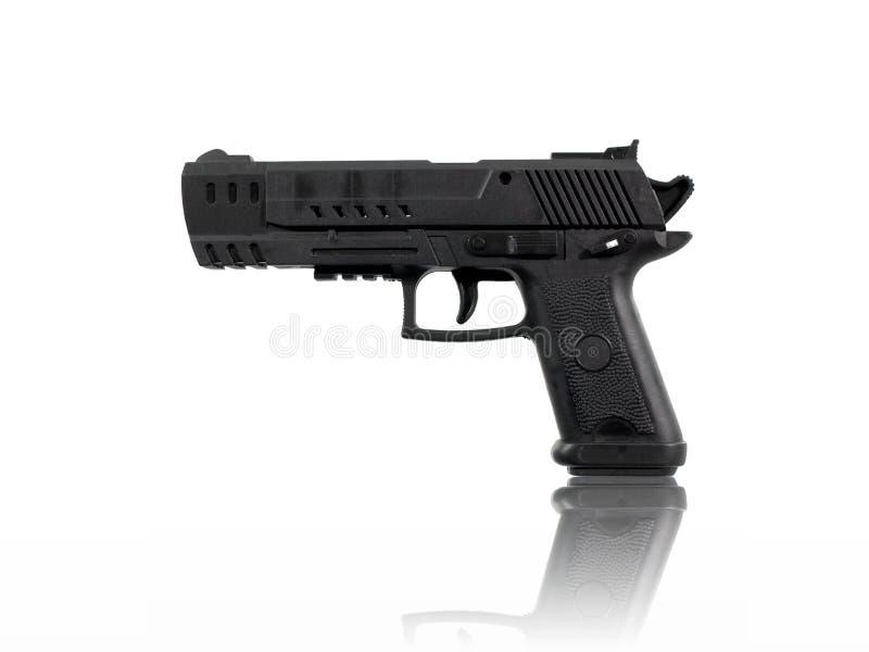 Πυροβόλο όπλο χεριών στοκ φωτογραφία με δικαίωμα ελεύθερης χρήσης