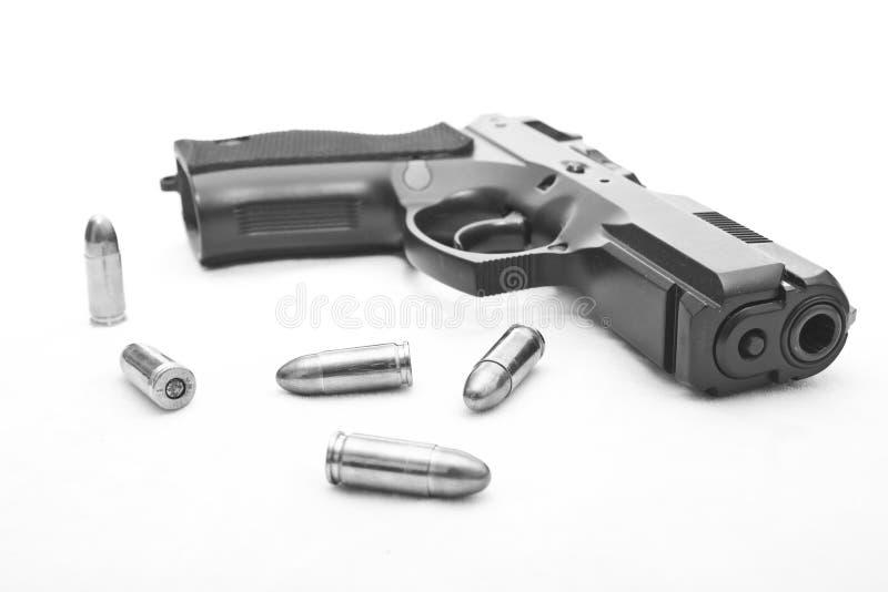 πυροβόλο όπλο 004 στοκ φωτογραφίες